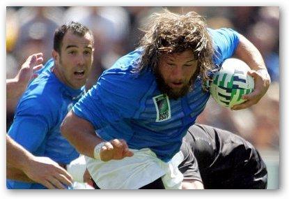 Lezioni di Rugby - i ruoli - (3/6)