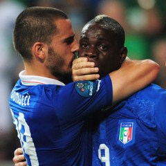 Bonucci zittisce Balotelli