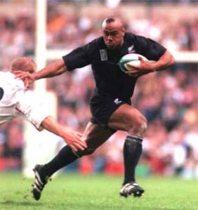 Jonah Lomu - Ala All Blacks -