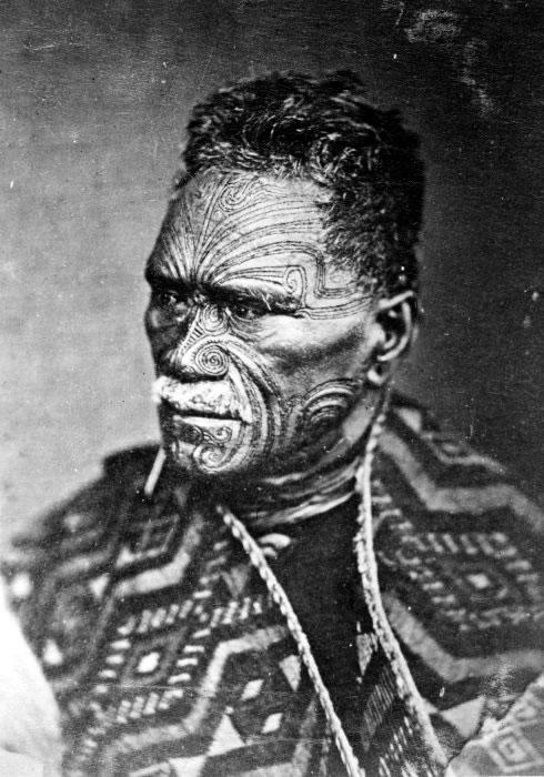 Maori King