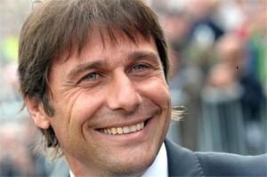 L'allenatore della Juventus: Antonio Conte