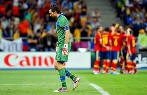 Buffon sconsolato