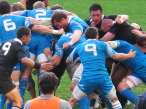Italia - All Blacks