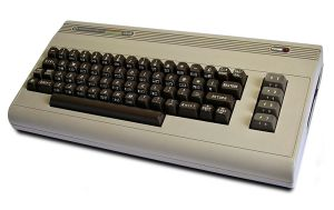 Consolle Commodore 64