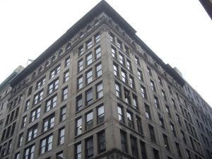 Triangle shirtwaist Company building