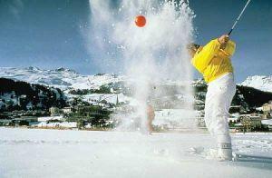 Golf e Neve